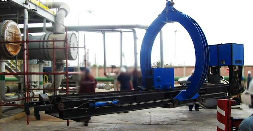 aerial bundle extractor 35t