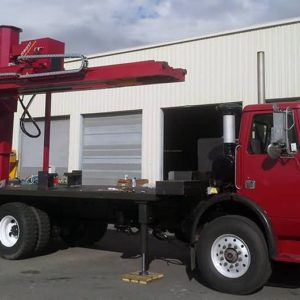 Truck Mounted Bundle Extractor