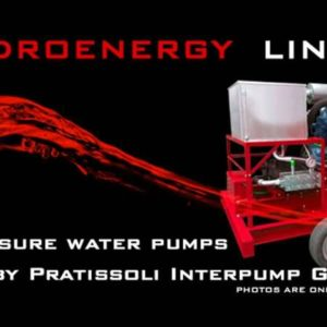 idroenergy hight pressure water pumps