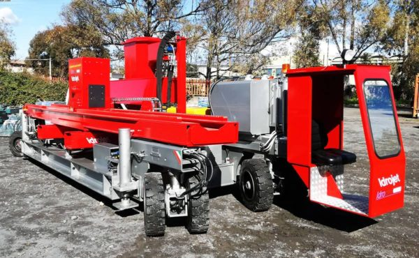 bundle puller self propelled light type v2