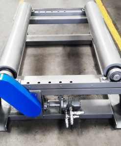 Heavy duty rollers adjustable