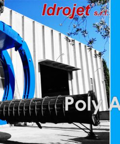 hook lifting device multifunctional Poly Arch 55t